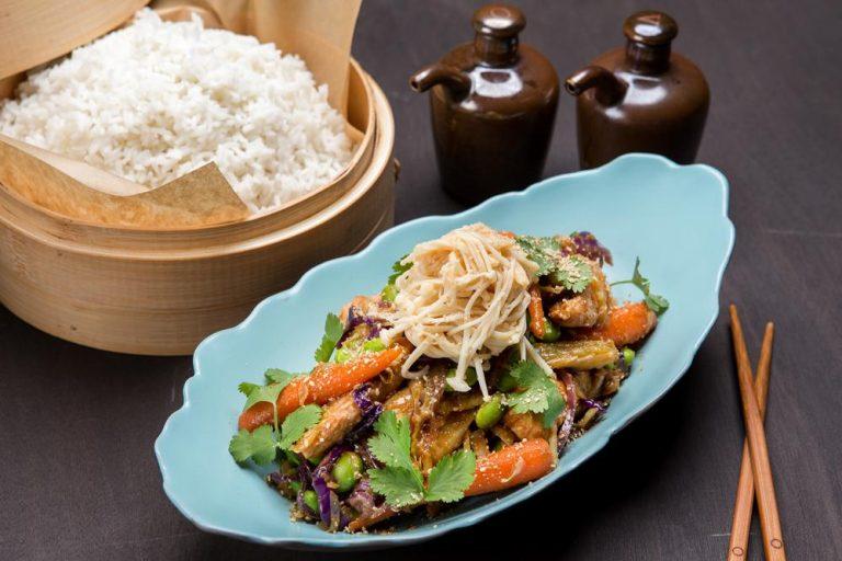 """Κοτόπουλο """"Bali"""" Stir-Fry με λαχανικά, 1"""