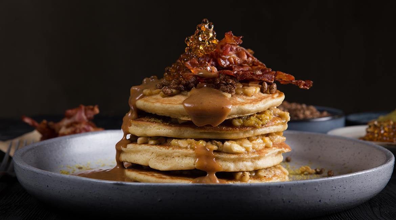 Pancakes Elvis style, feature