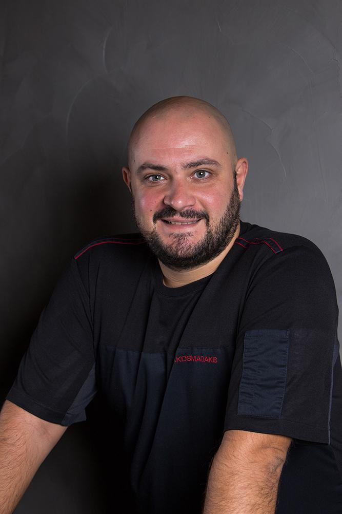 Tartare από black angus με colatura di alici, Γιάννης Κοσμαδάκης, Malconis, 8