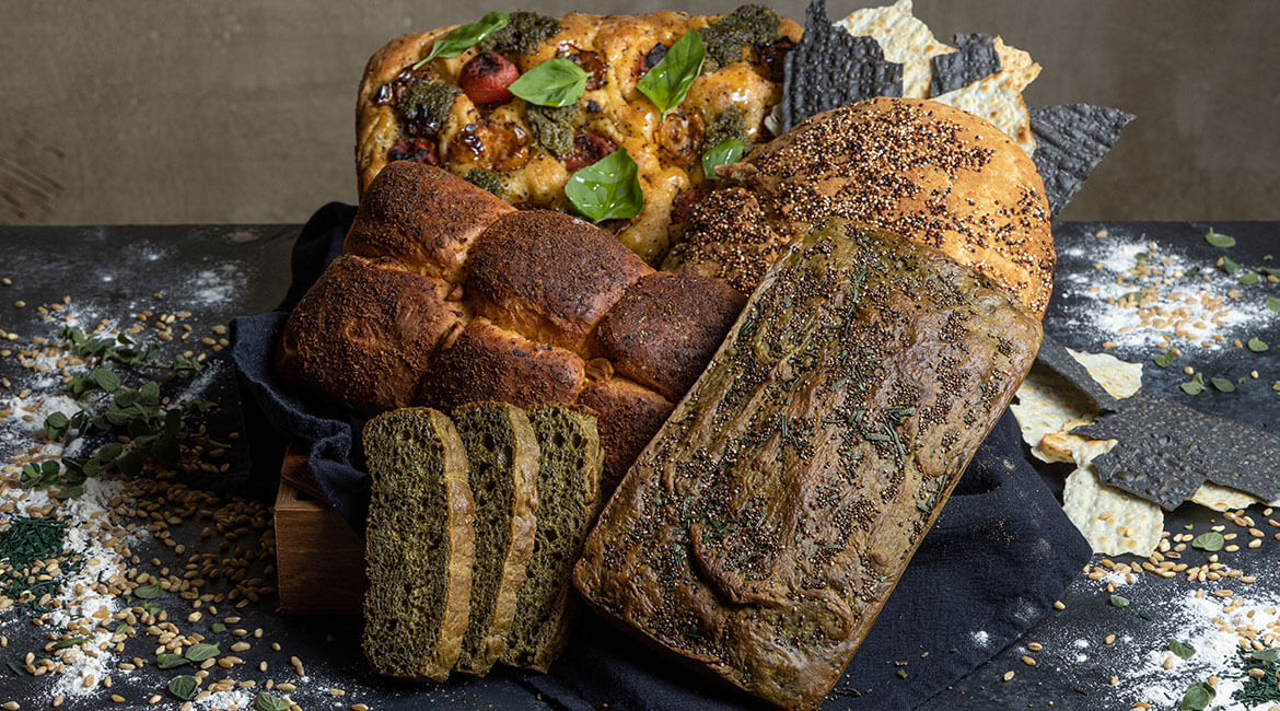 The ultimate bread basket, feature