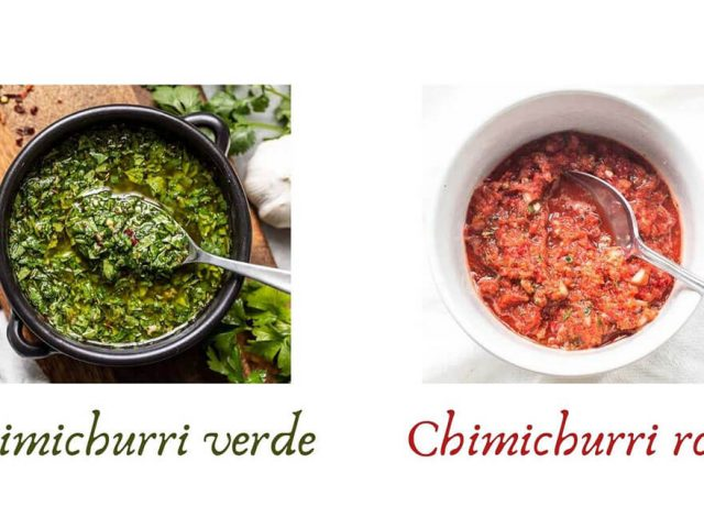 Chimichurri, feature