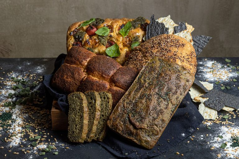 The ultimate bread basket, group, 1