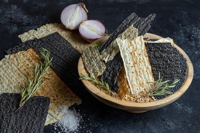 The ultimate bread basket, Pergamena di pane, 1
