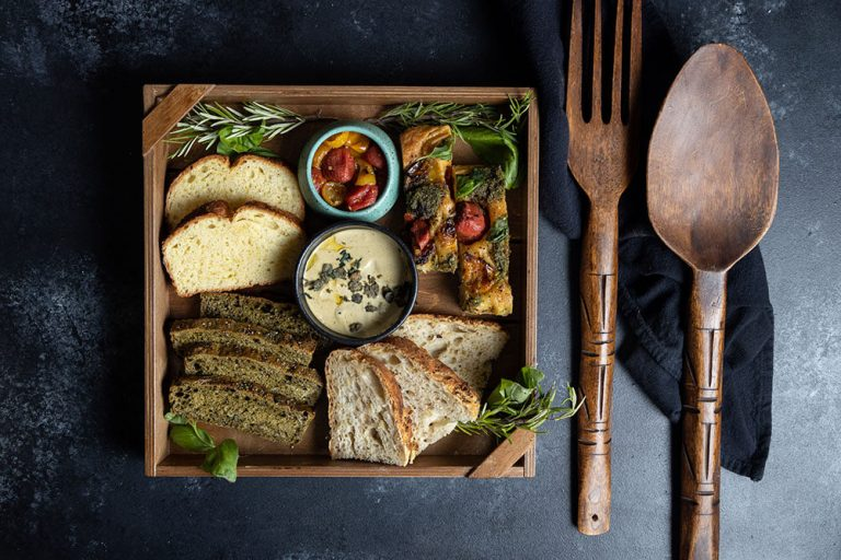 The ultimate bread basket, group, 2