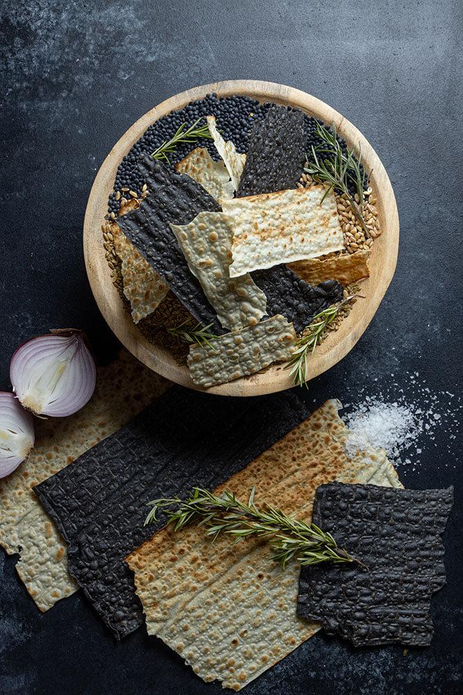 The ultimate bread basket, Pergamena di pane, 2