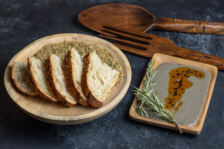 The ultimate bread basket, Χωριάτικο με πράσινο σιτάρι και κινόα, 2