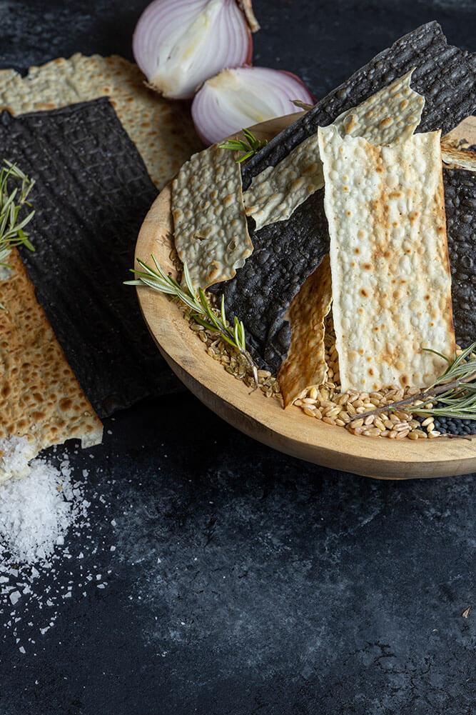 The ultimate bread basket, Pergamena di pane, 3