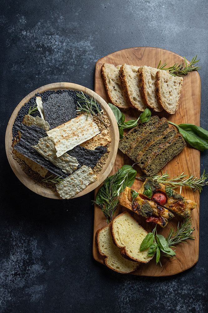 The ultimate bread basket, group, 5