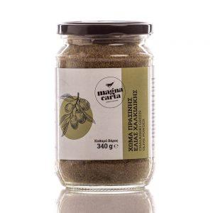 MC029 Χώμα πράσινης ελιάς Χαλκιδικής